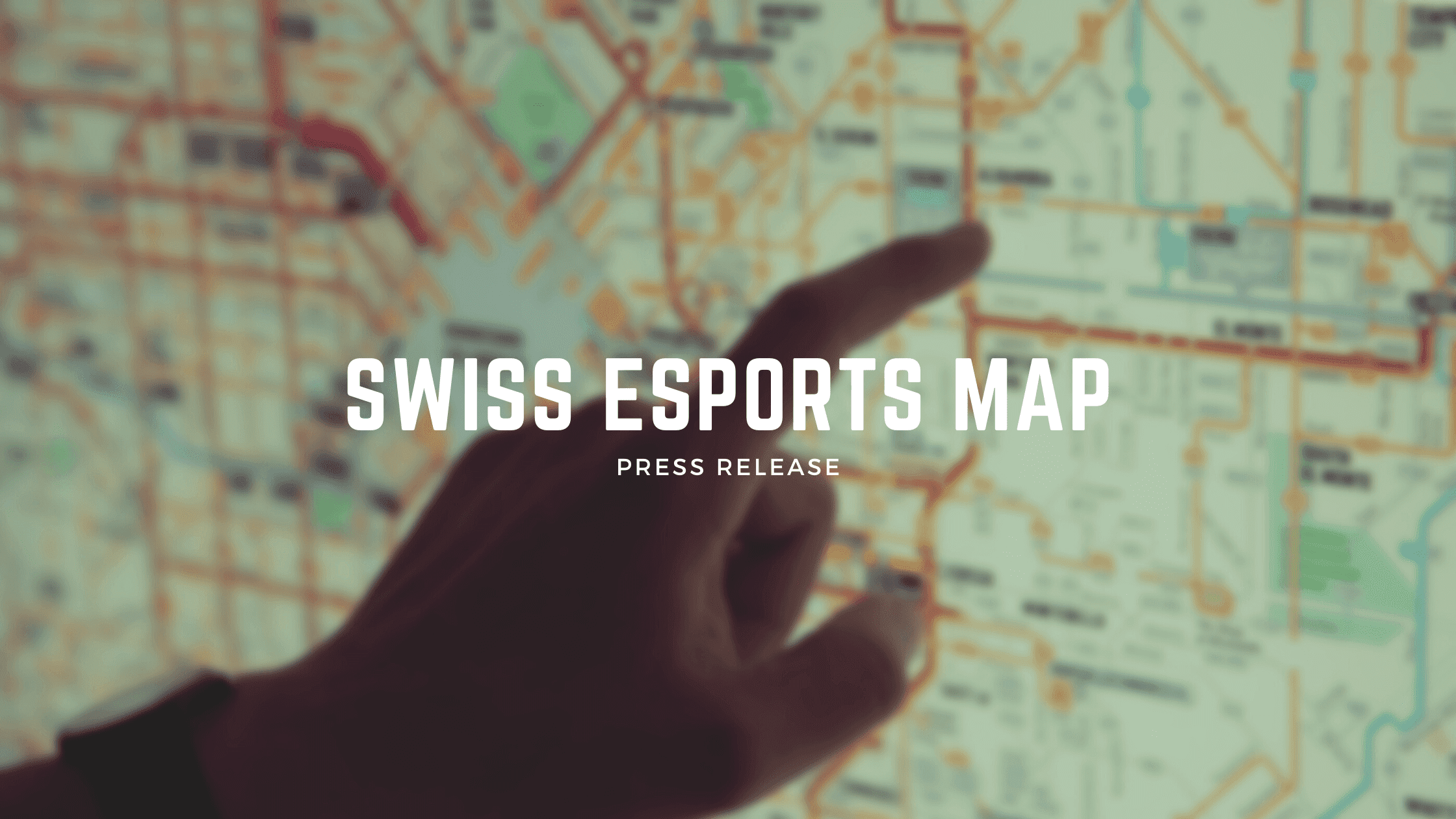Press Release Swiss Esports Map: Map and Report (30.04.21)